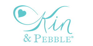 Kin & Pebble - Our personalized jewelry provides an unparalleled gift opportunity.  Whether families choose a baby footprint pendant for a n...