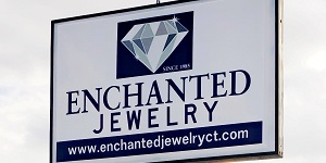 brand: Enchanted Jewelry - custom by Joe